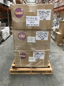 Pallet of Table Bases
