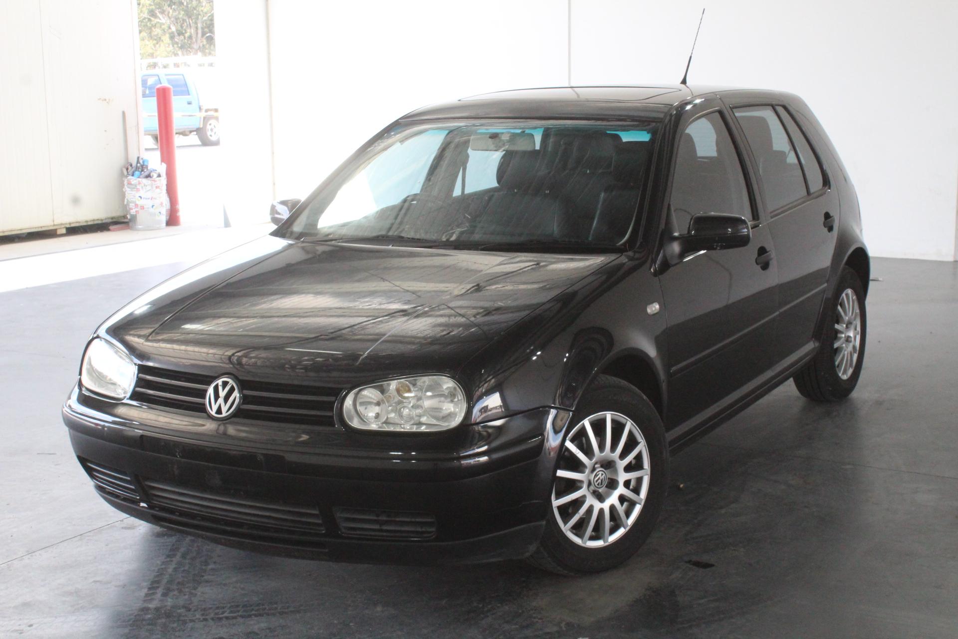 2002 Volkswagen Golf 1.6 SE A4 Automatic Hatchback