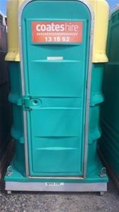 Fresh Water Flush Portable Toilet - Form