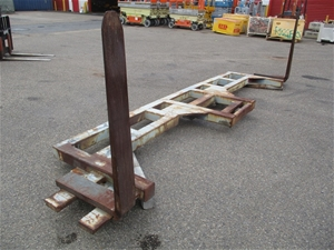Combilift WFC Oversize Fork Attachment