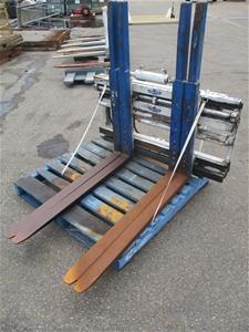 Cascade Multi-Tyne Forklift Attachment