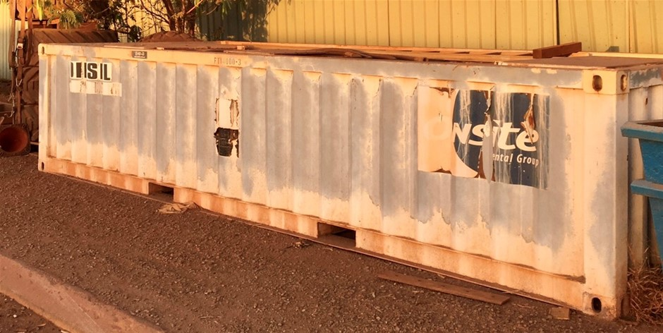 14,000L Petro Industrial Diesel Fuel Cell (Location: Newman, WA)