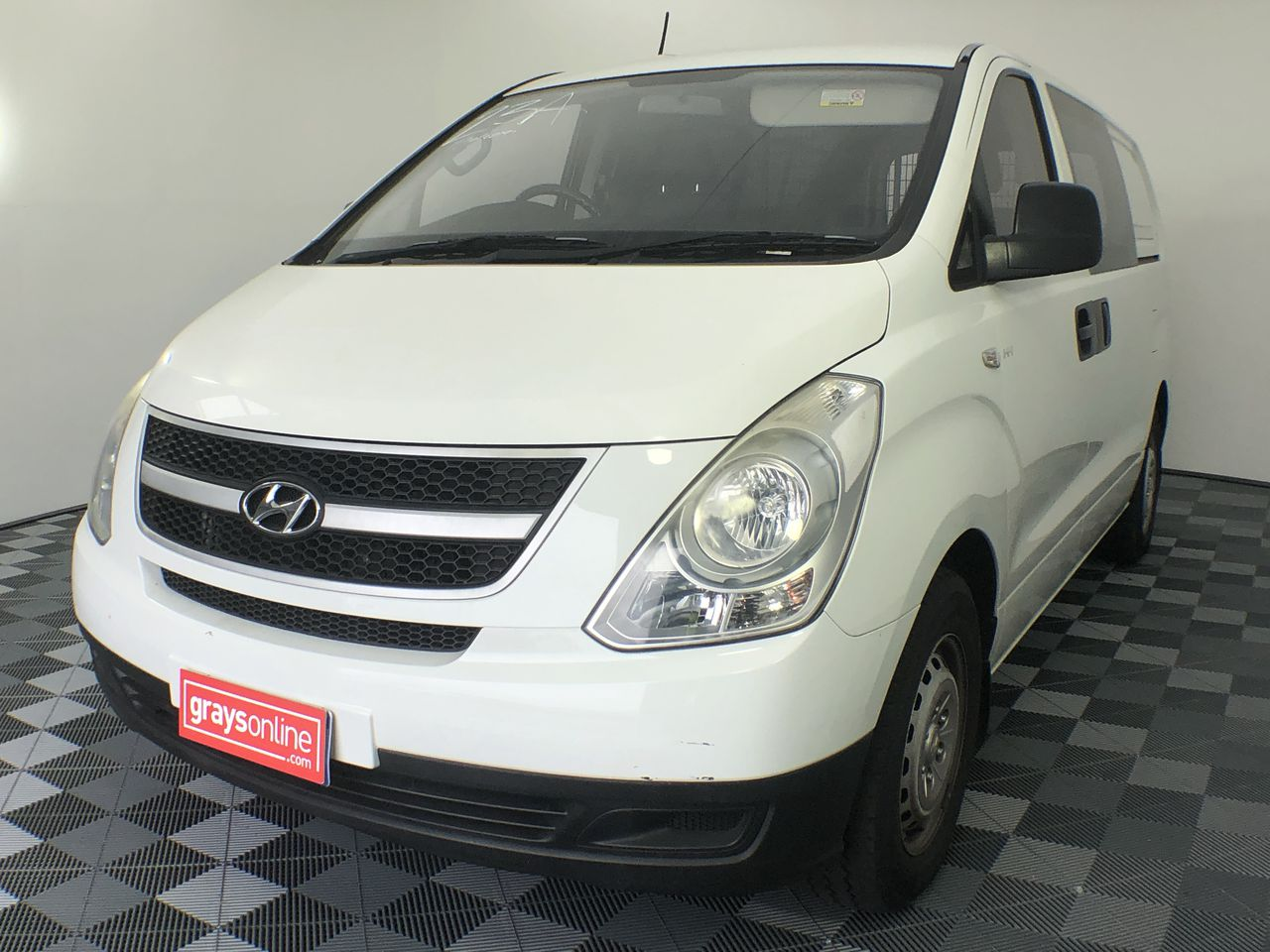 2010 Hyundai iLOAD TQ Turbo Diesel Manual Van