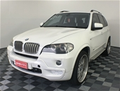 Unreserved 2008 BMW X5 3.0d E70 T/Dsl Auto Wgn(WOVR-Rep)