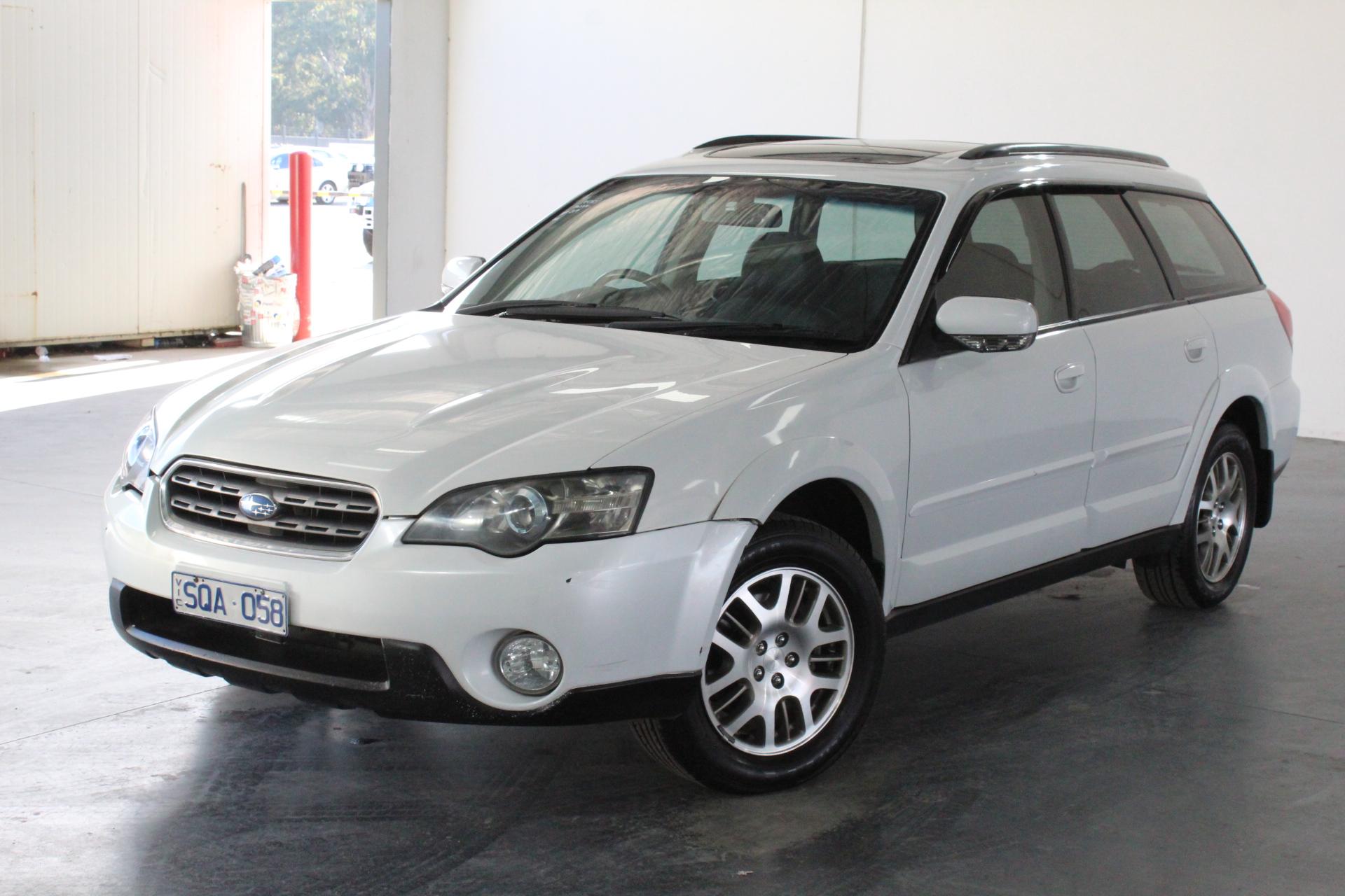 2003 Subaru Outback 2.5i Luxury B4A Automatic Wagon