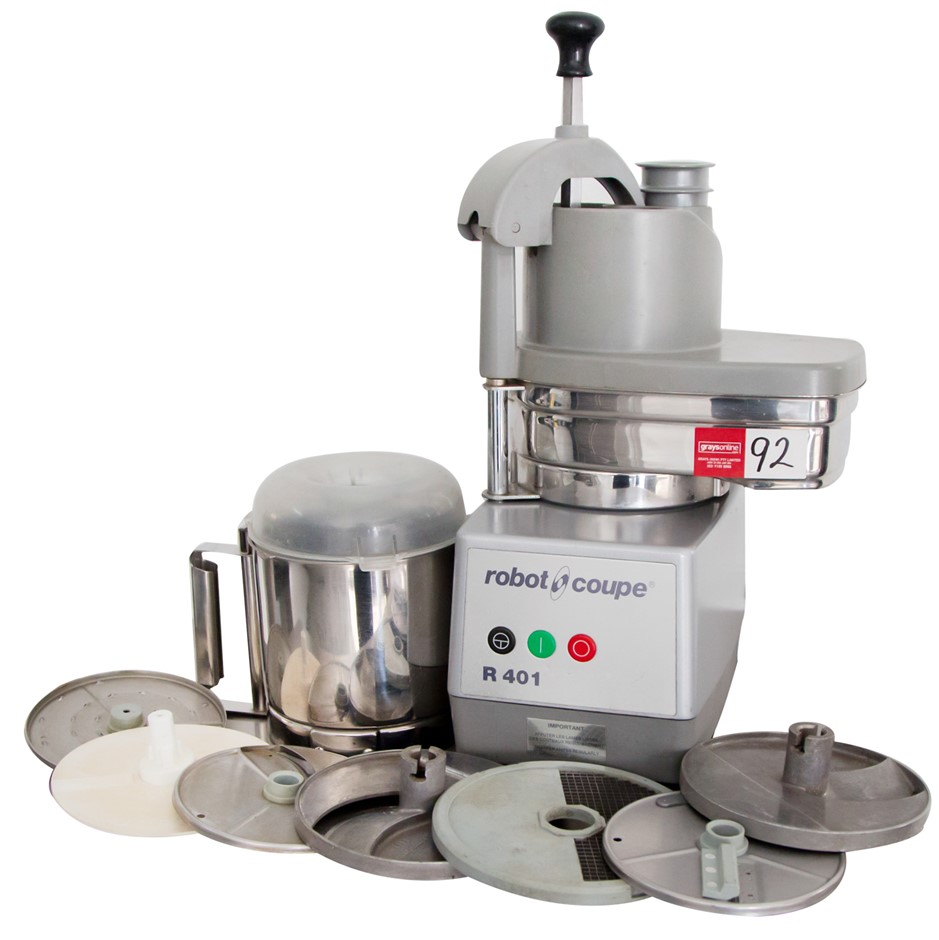 Robot Coupe 401 Food Processor