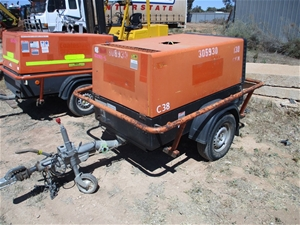 CompAir - Air Compressor 130cfm