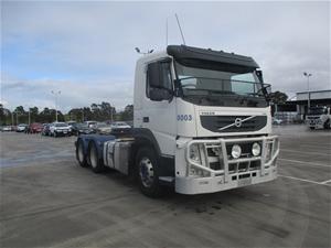 2014 Volvo FM460 Prime Mover Truck