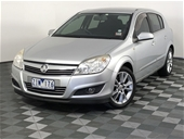 Unreserved 2008 Holden Astra CDTi AH