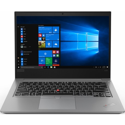 Lenovo ThinkPad E480 14-inch Notebook, Silver