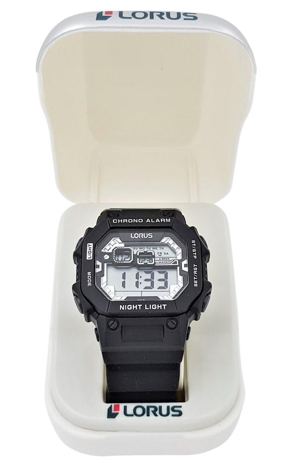 Lorus Digital Unisex Watch