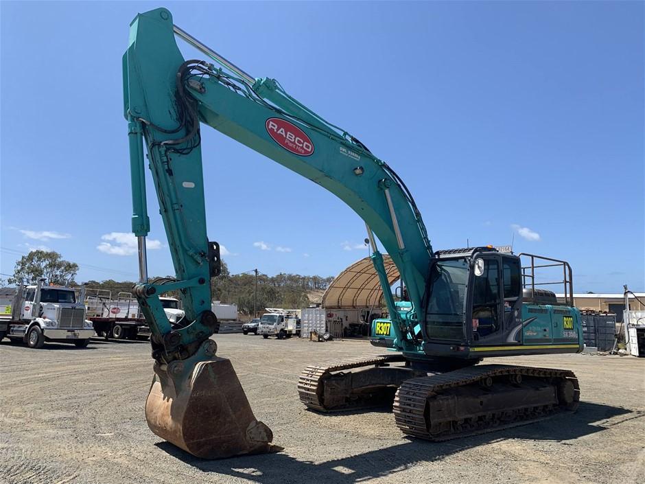 2011 Kobelco SK350LC-8 Hydraulic Excavator