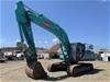 2012 Kobelco SK350LC-8 Hydraulic Excavator