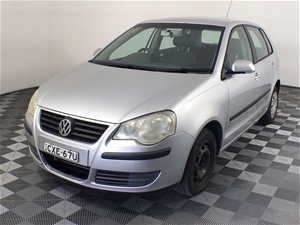 2006 Volkswagen Polo Match 9N Manual Hat