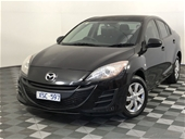 Unreserved 2010 Mazda 3 Neo BL Manual