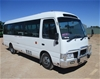 Toyota Coaster 2WD Manual - 5 Speed Bus