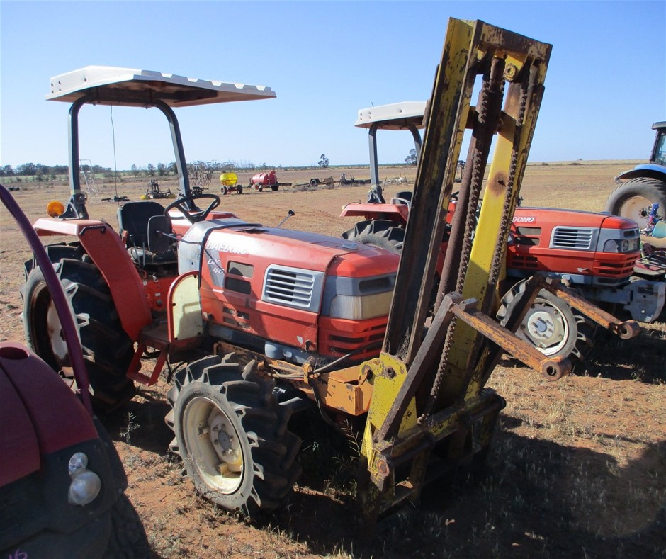 Daedong DK45 Tractor