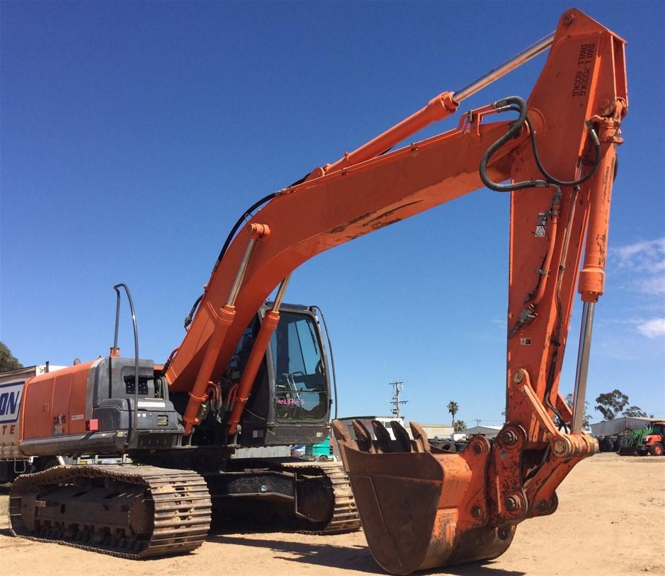 2011 Hitachi ZX210H-3 Hydraulic Excavator