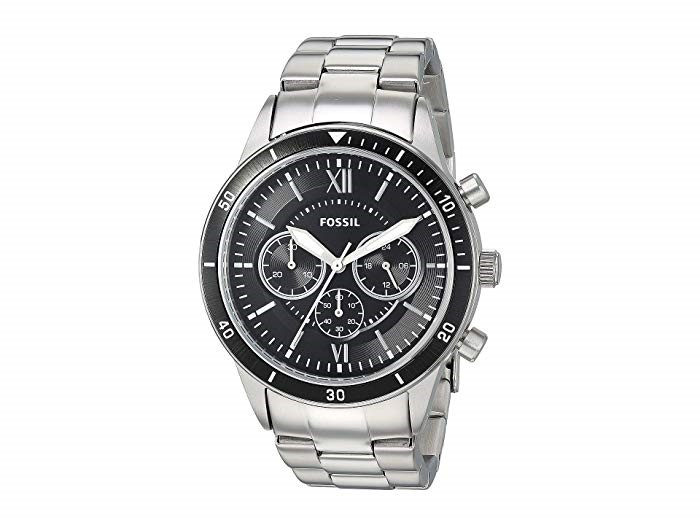 Exciting new Fossil Flynn Stainless Steel Men's watch