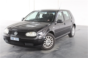 2003 Volkswagen Golf 2.0 SE A4 Automatic