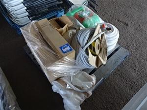 A Quantity of Mixed Construction Items