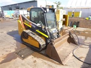 2014 JCB 150T 700kg Diesel Track Loader