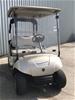 <B>2014 Yamaha G29 Drive 48V Electric Golf Cart (JW9506224) <LI>TROJAN Bat