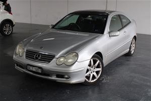 2001 Mercedes Benz C200 Kompressor CL203