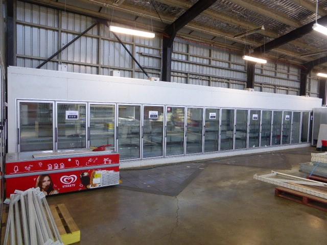 17 Door Display Freezer (Elizabeth South, SA)
