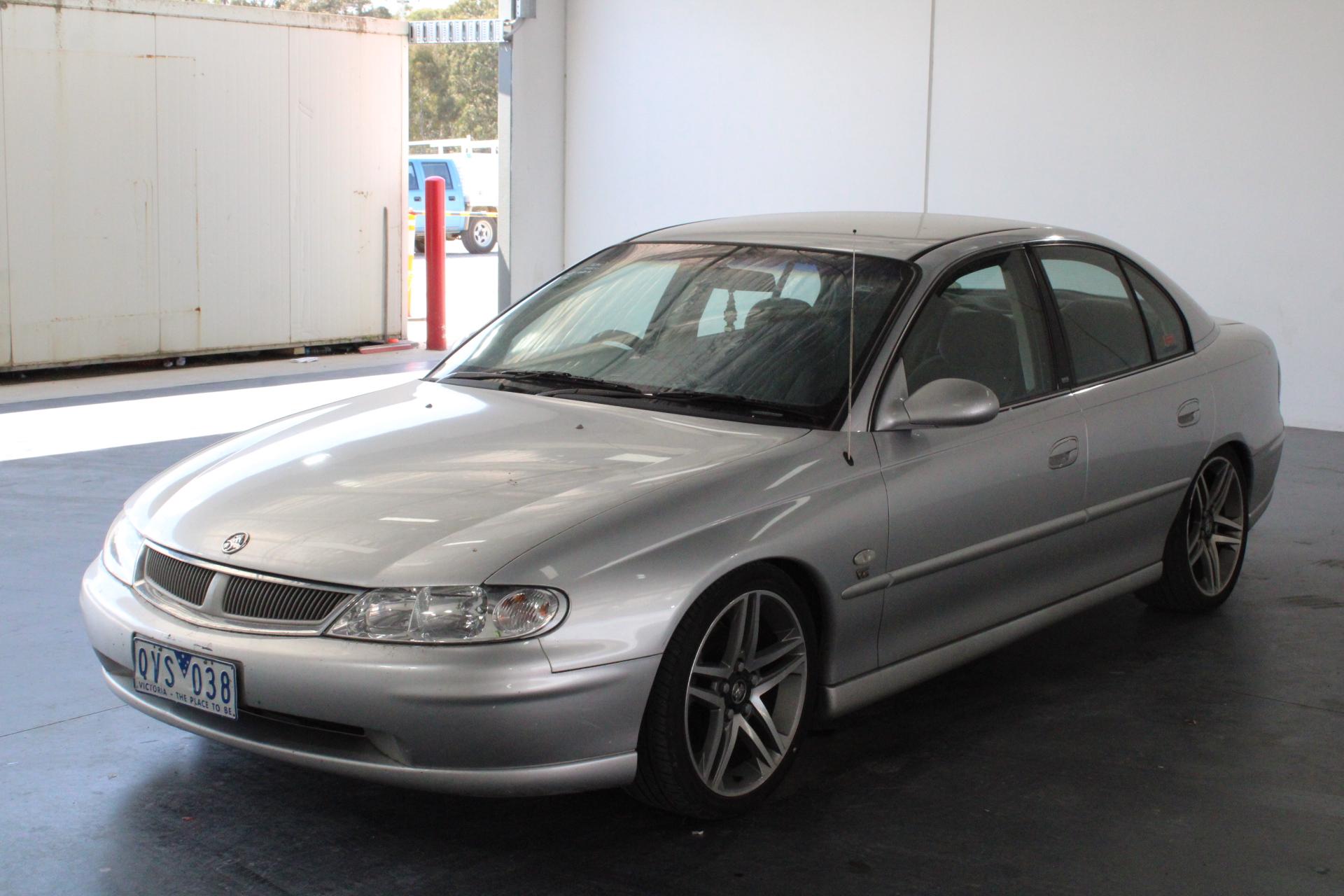 2001 Holden Berlina VX Automatic Sedan