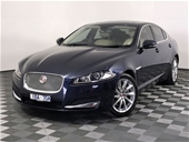 Unreserved 2014 Jaguar XF 2.2D PREMIUM LUXURY Turbo Diesel