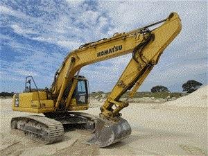 2011 Komatsu PC240NLC-8 Hydraulic Excavator with Bucket