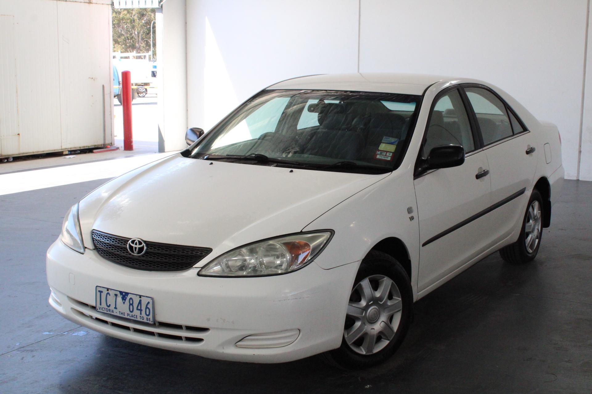 2004 Toyota Camry Altise MCV36R Automatic Sedan