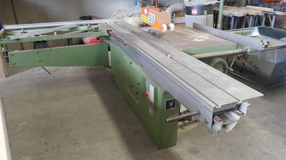 Kamro FKS Sliding Table Panel Saw