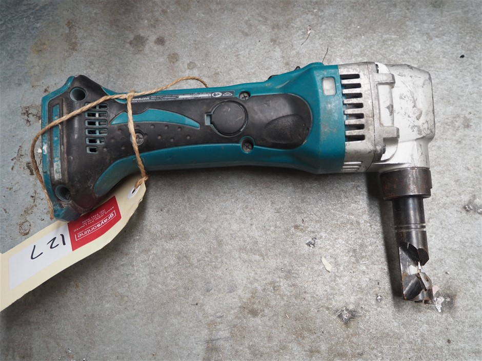 Makita Cordless Metal Shear