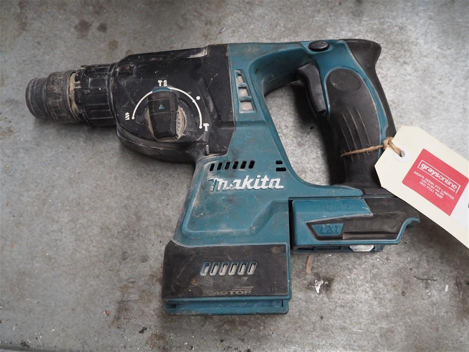 Makita Cordless Rotary Hammer Drill