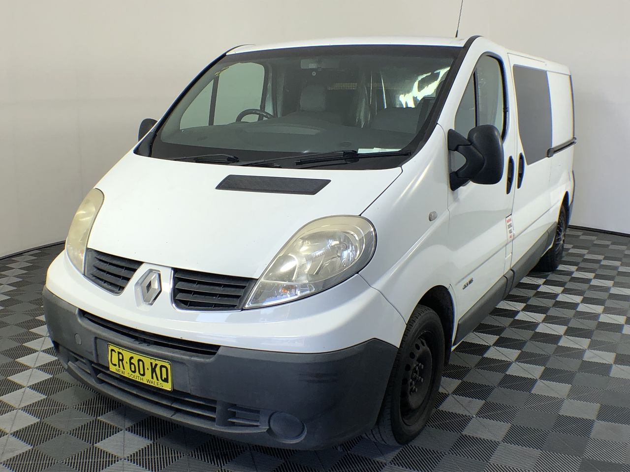 Renault Trafic BASE L2H1 Turbo Diesel Manual Van