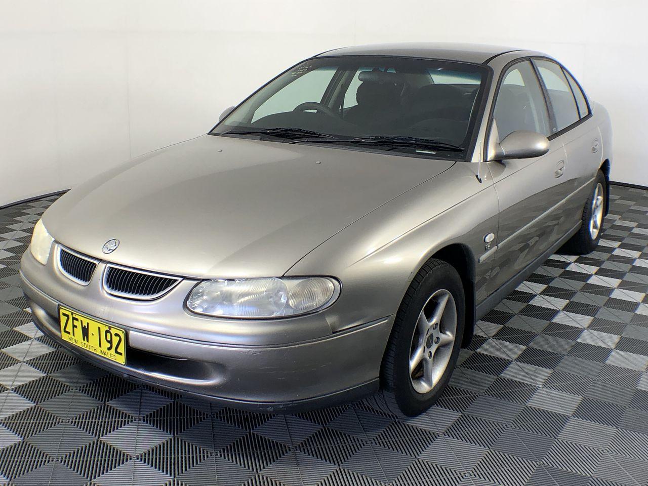 2000 Holden Commodore Acclaim VT Automatic Sedan