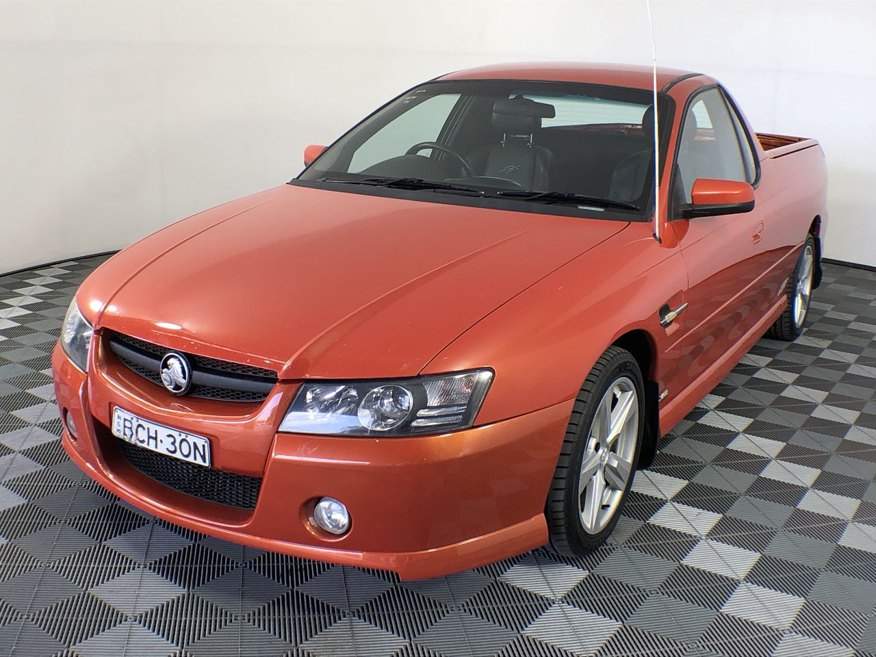 2007 Holden Commodore SS VZ 6L L98 - 6 Speed Manual Ute