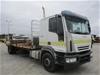 2007 Iveco 160E28 4 x 2 Tray Body Truck