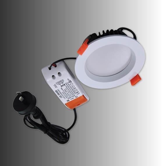 FL5413 DL13R6K(W) Dimmable LED Downlight 13, 13W