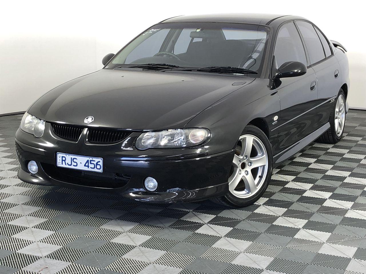 2001 Holden Commodore SS VX Automatic Sedan