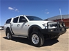 Mitsubishi Triton Manual - 5 Speed Dual Cab Ute