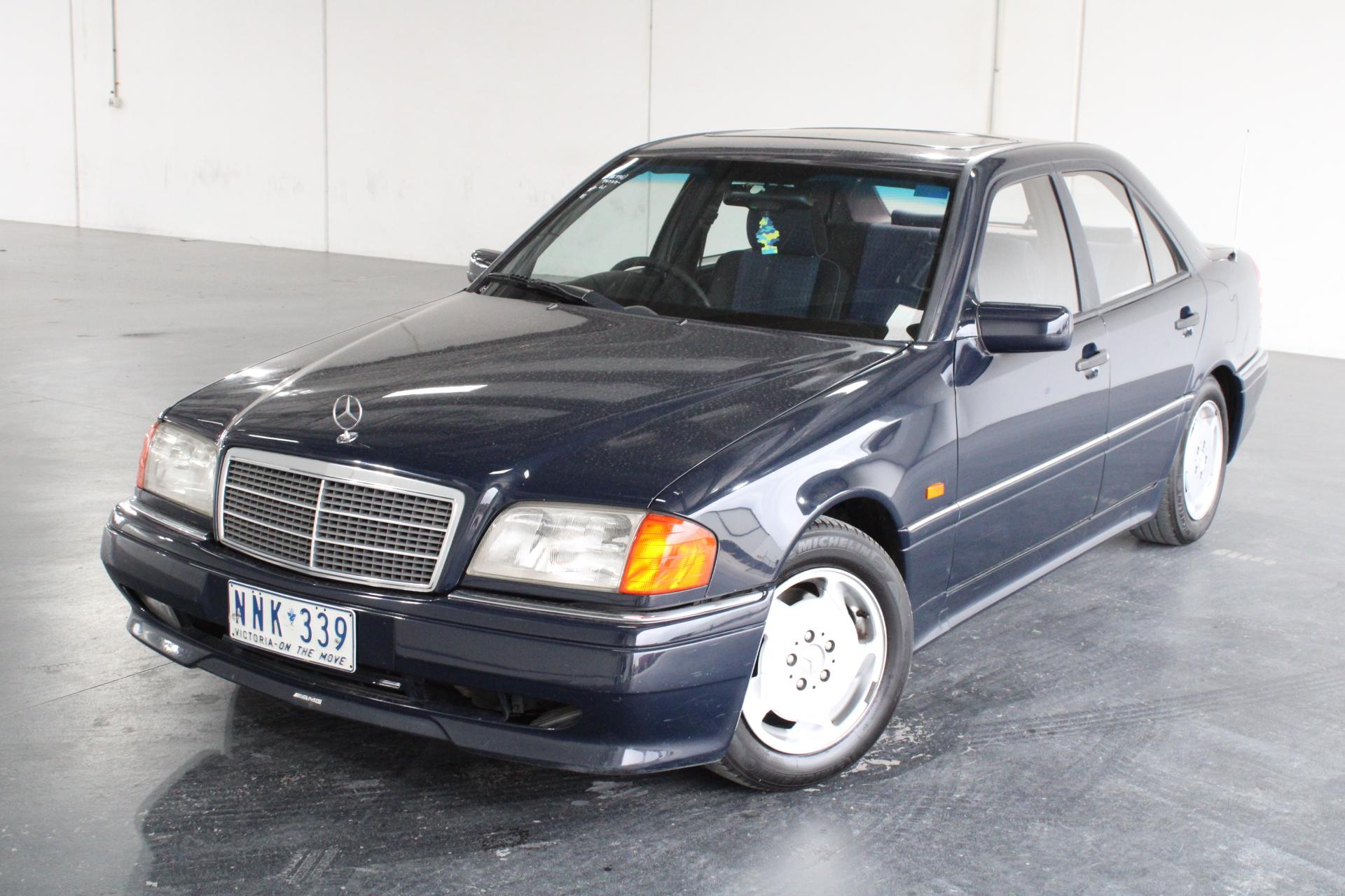 1995 Mercedes Benz C180 ESPRIT W202 Automatic Sedan