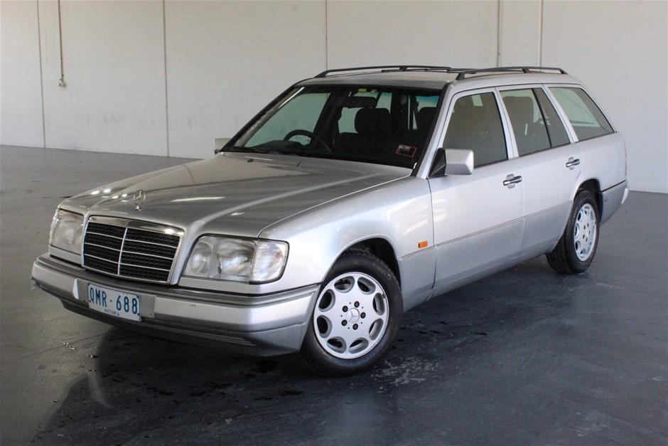 1994 Mercedes Benz E200 T Automatic Wagon