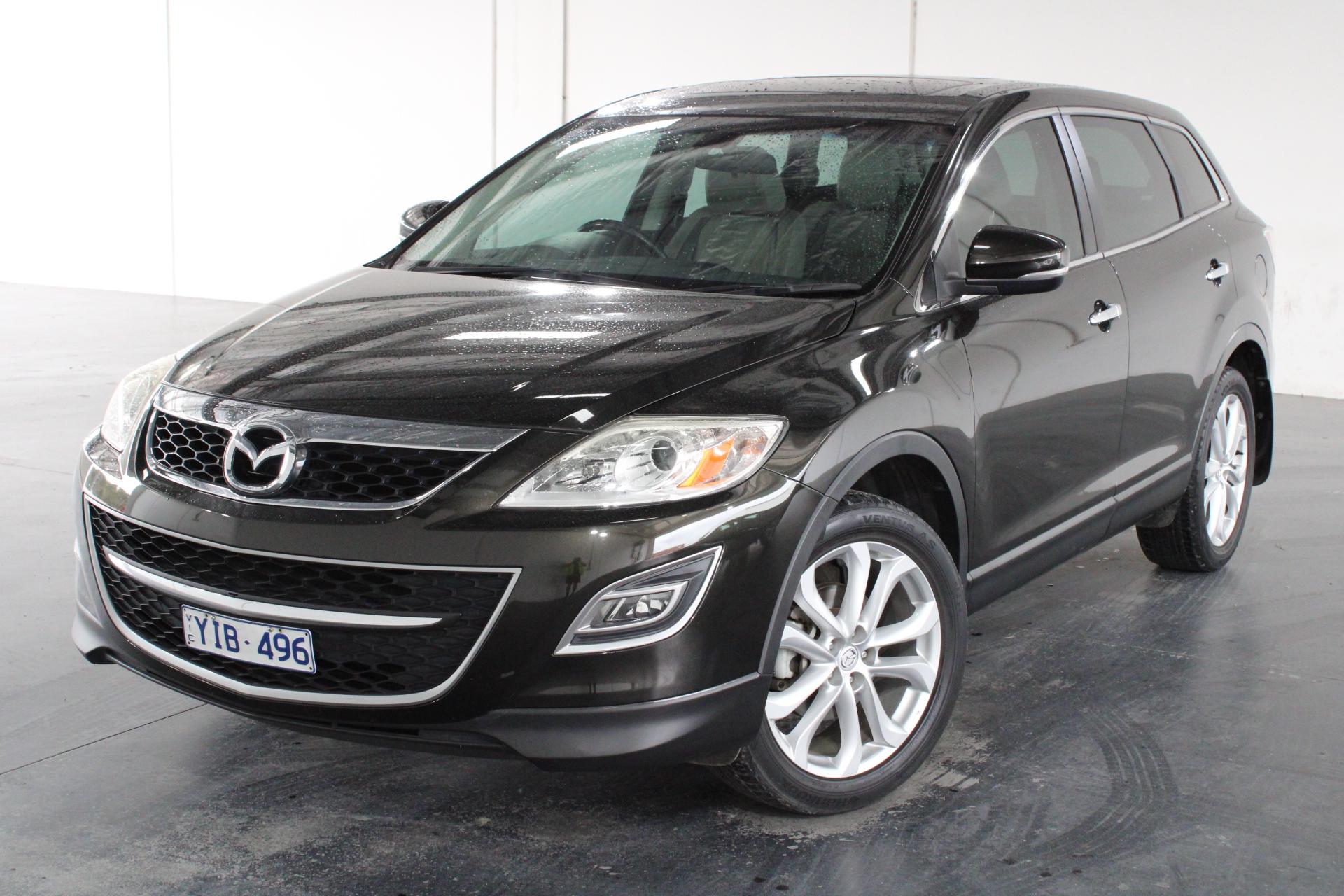 2011 Mazda CX-9 Luxury (FWD) Automatic 7 Seats Wagon