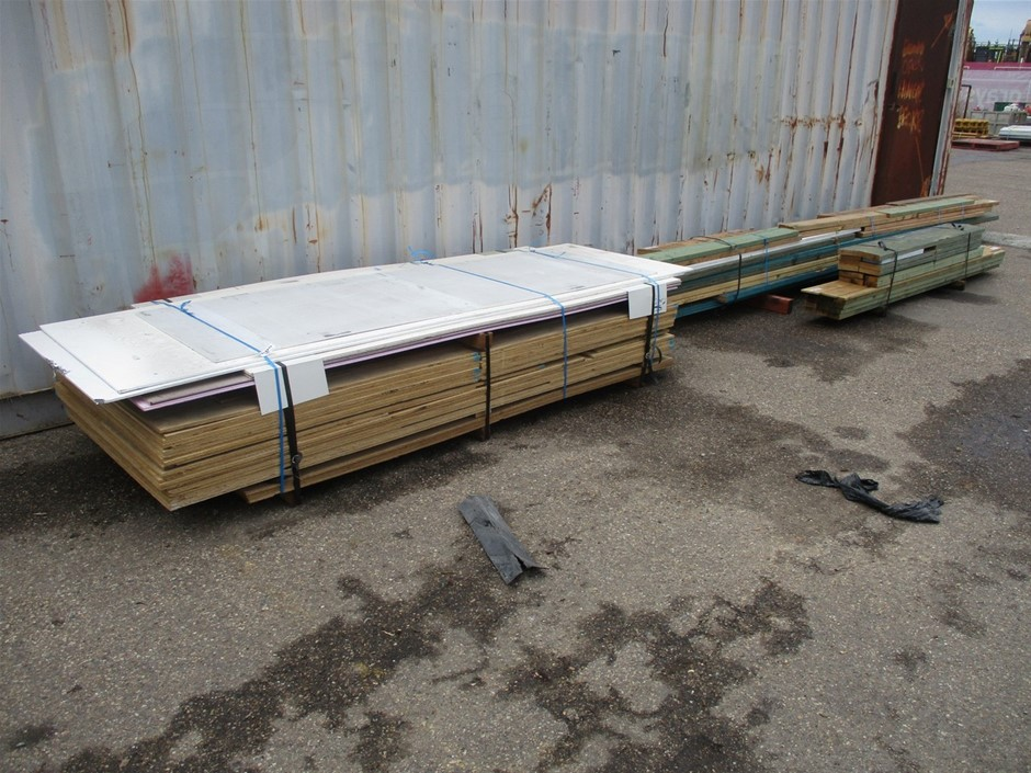 Various Timbers Lengths & Sheets