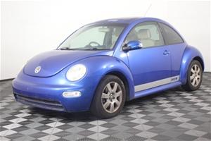 2003 (2004) Volkswagen Beetle Ikon Hatch