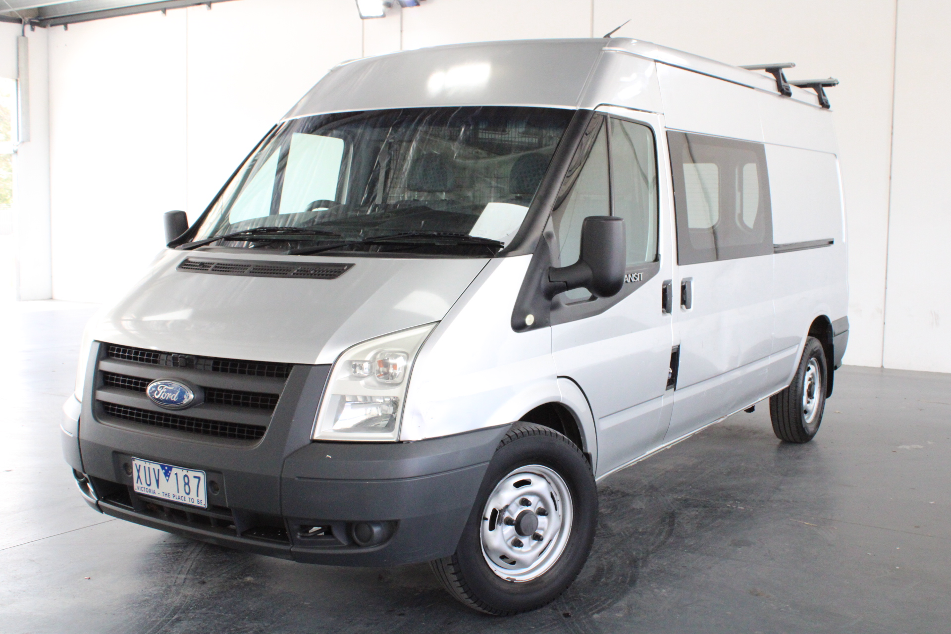 2010 Ford Transit High (LWB) VM Turbo Diesel Manual Van