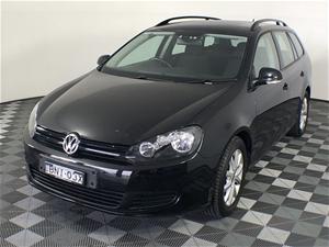 2009 Volkswagen Golf 90TSI Trendline A6